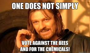 vote for bees reno nevada