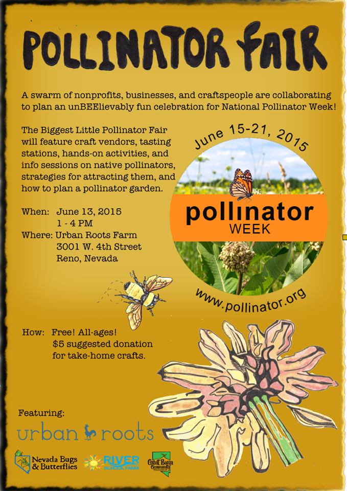 pollinators in reno